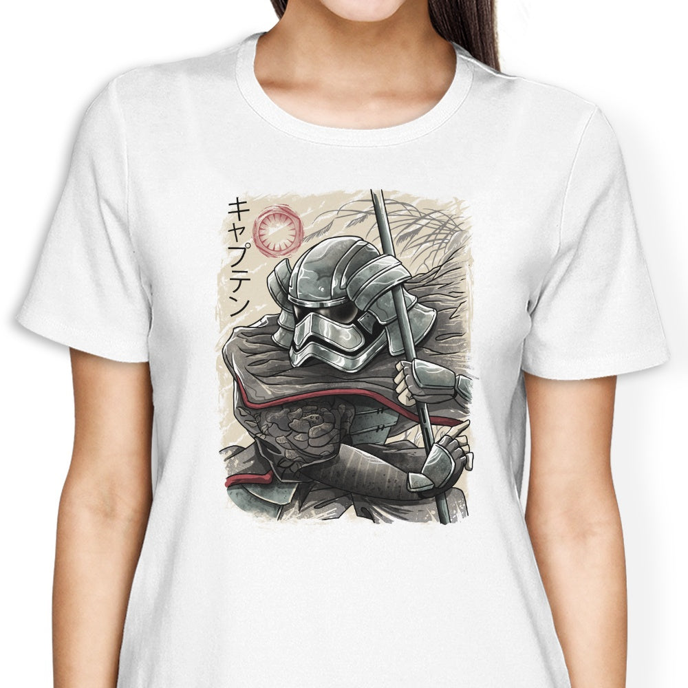 Samurai Captain - Women's Apparel