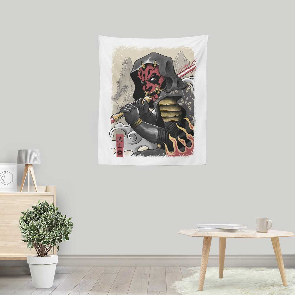 Samurai Lord - Wall Tapestry