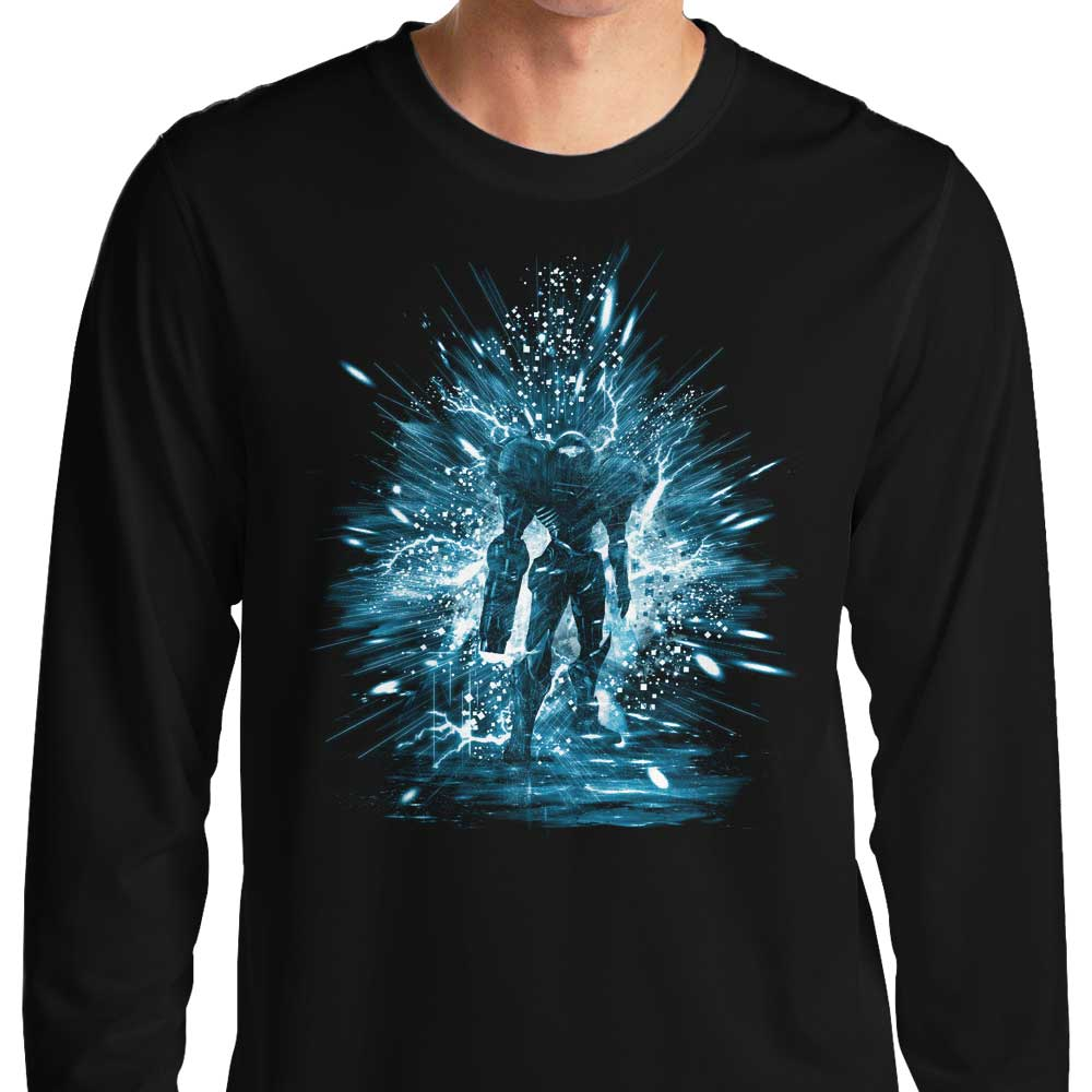Samus Storm - Long Sleeve T-Shirt