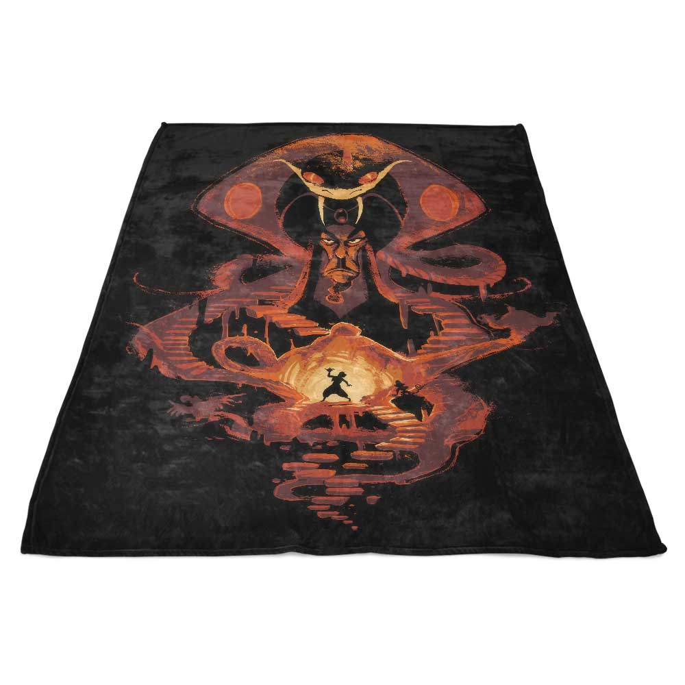 Sand Nightmare - Fleece Blanket
