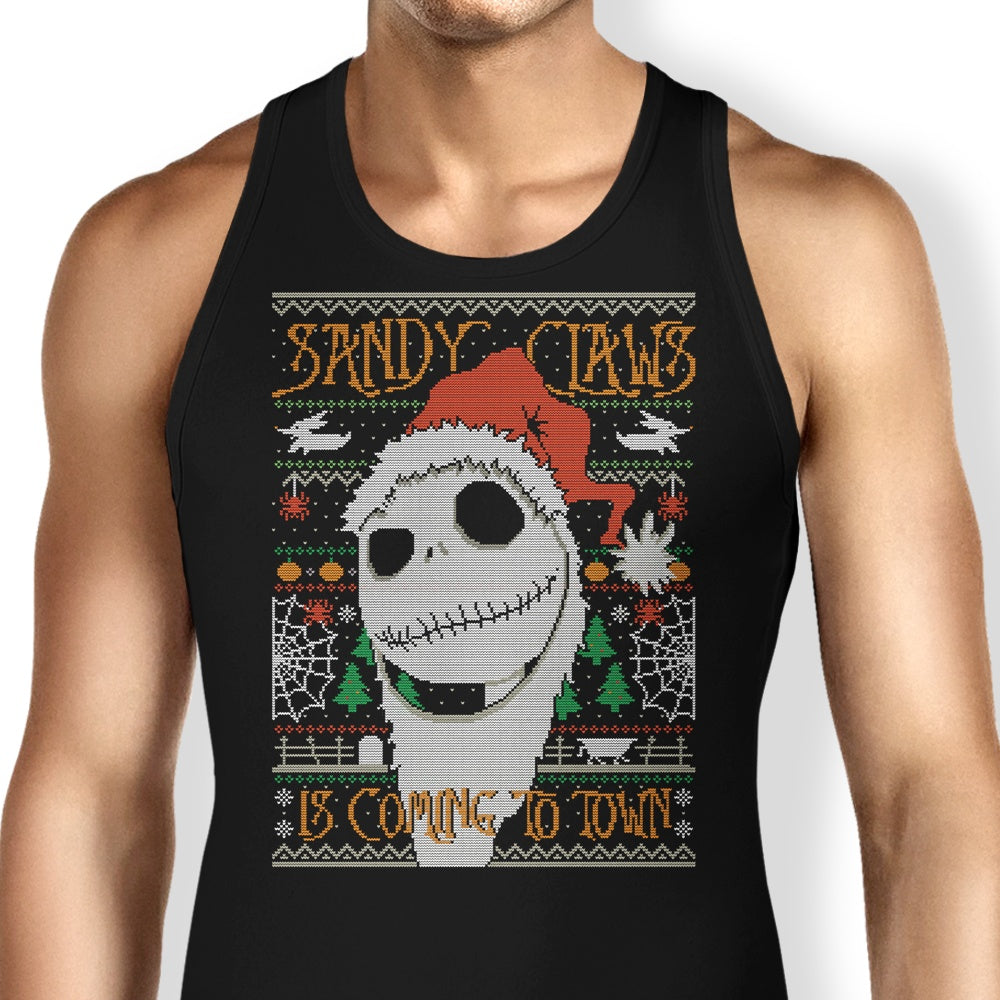 Sandy Claws - Tank Top