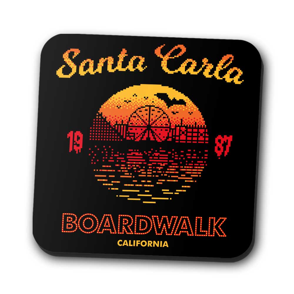 Santa Carla Sunset - Coasters