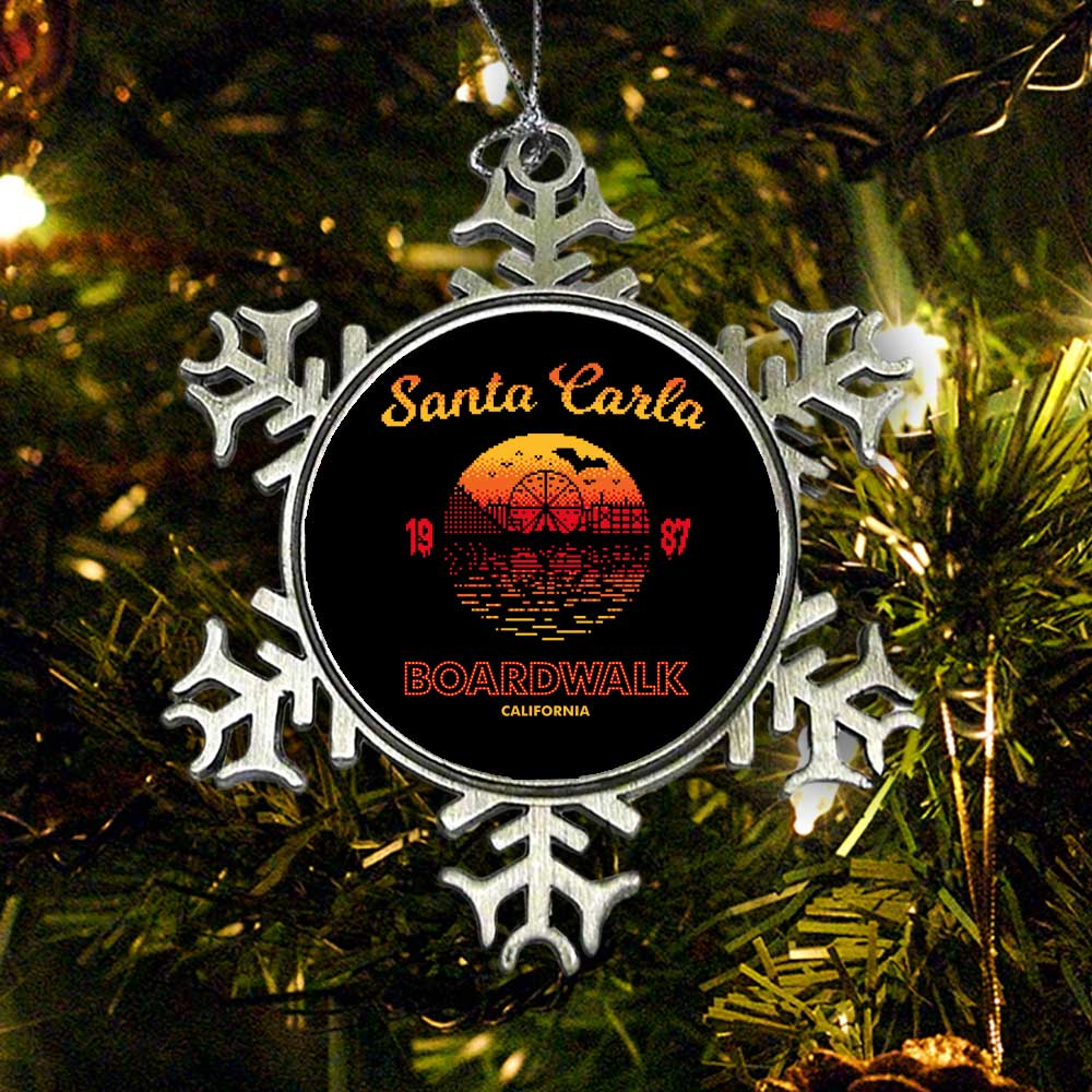 Santa Carla Sunset - Ornament