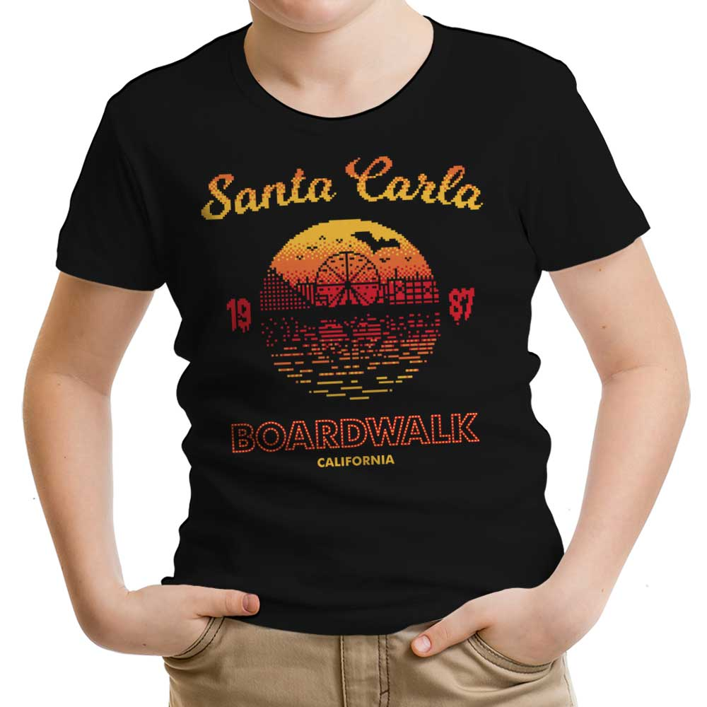 Santa Carla Sunset - Youth Apparel