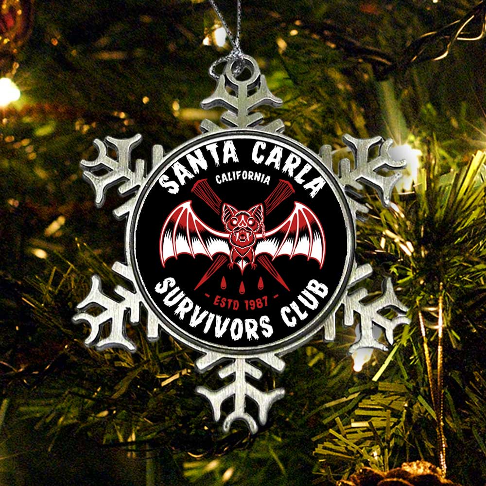 Santa Carla Survivors - Ornament