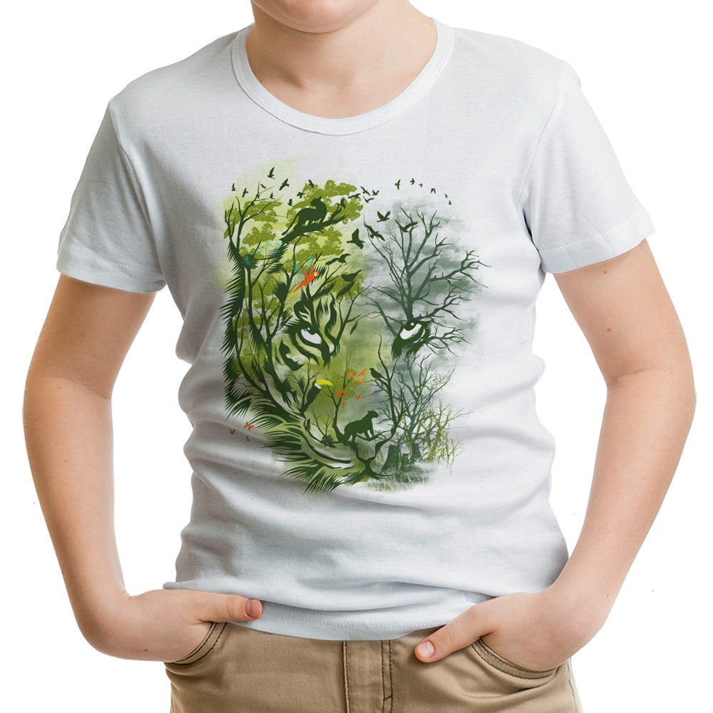 Save the Amazon - Youth Apparel