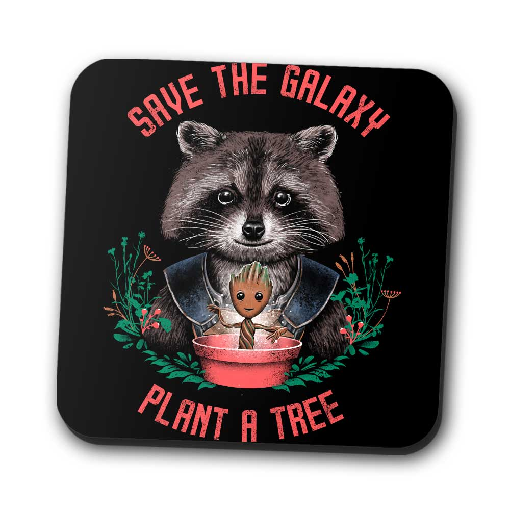 Save the Galaxy - Coasters