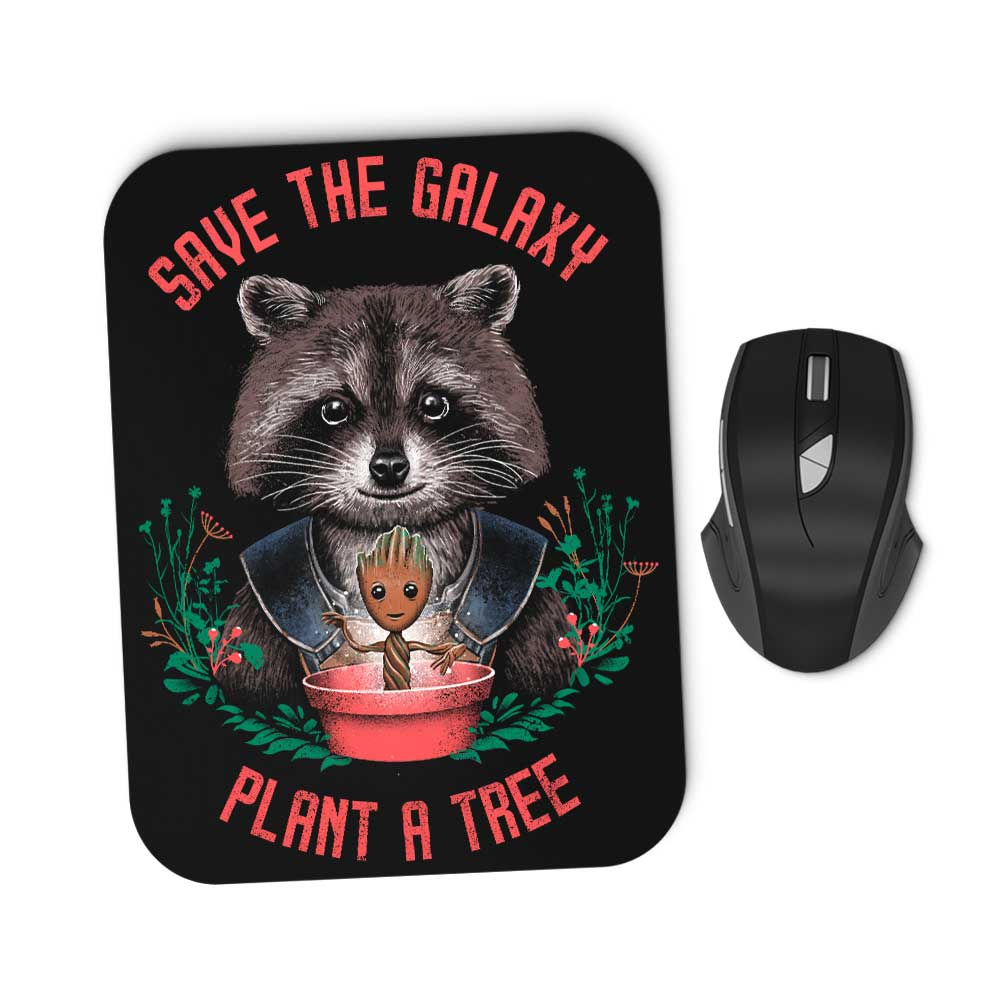 Save the Galaxy - Mousepad