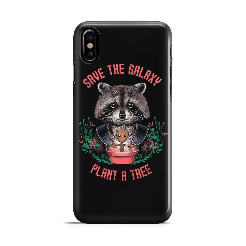 Save the Galaxy - Phone Case