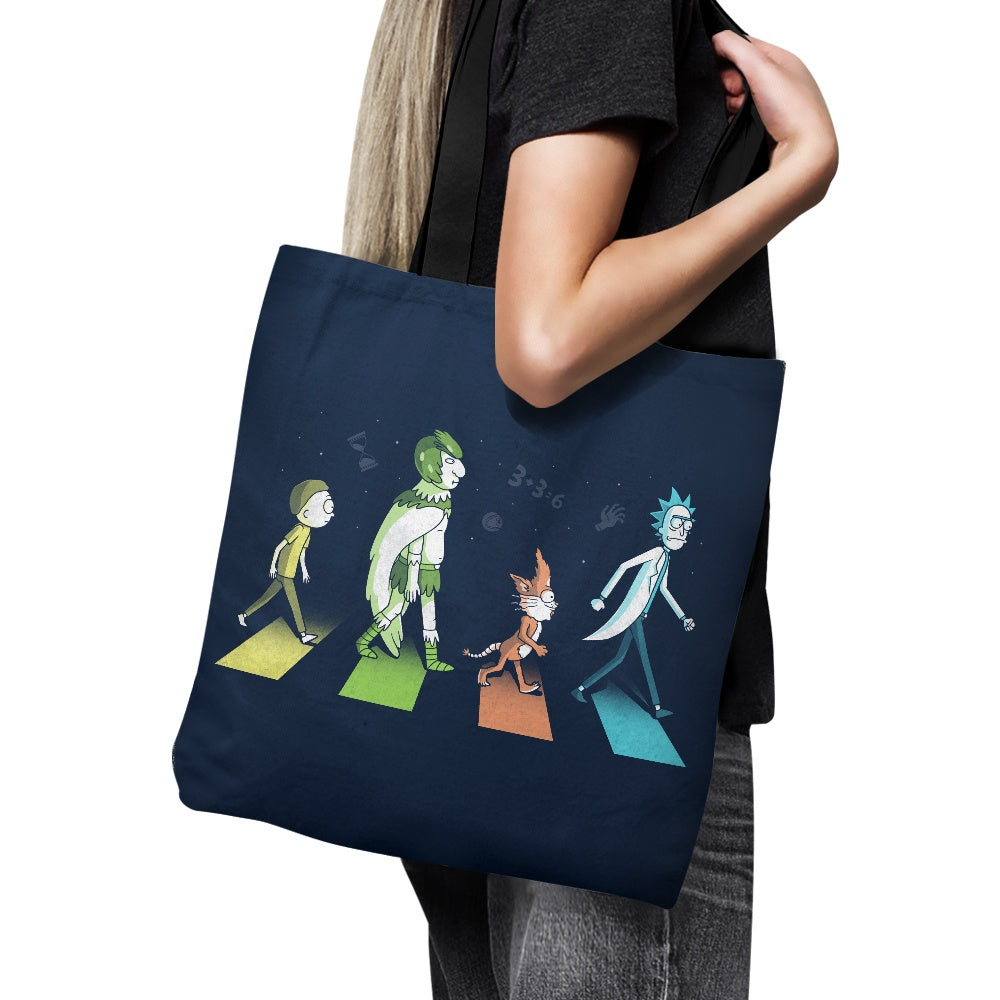 Schwifty Road - Tote Bag