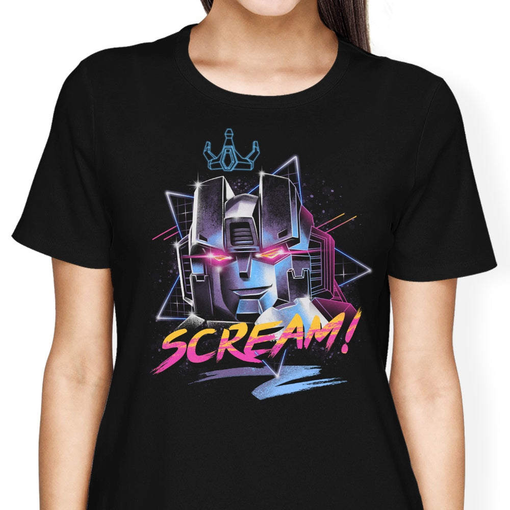 Scream - Women's Apparel