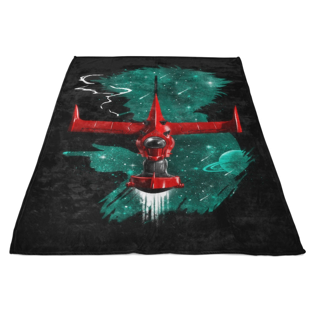 See You in Space - Fleece Blanket
