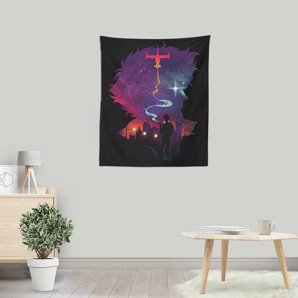 See You in the Stars - Wall Tapestry