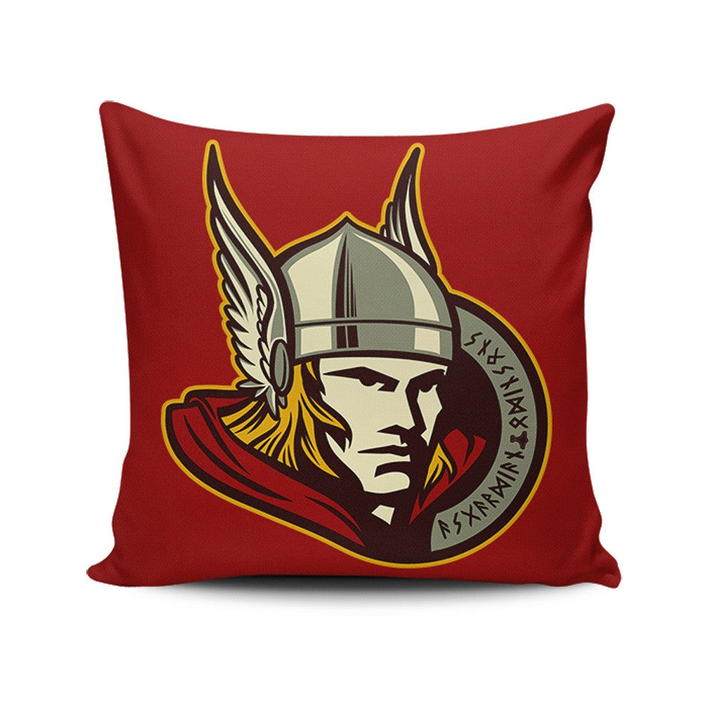 SenaThor - Throw Pillow