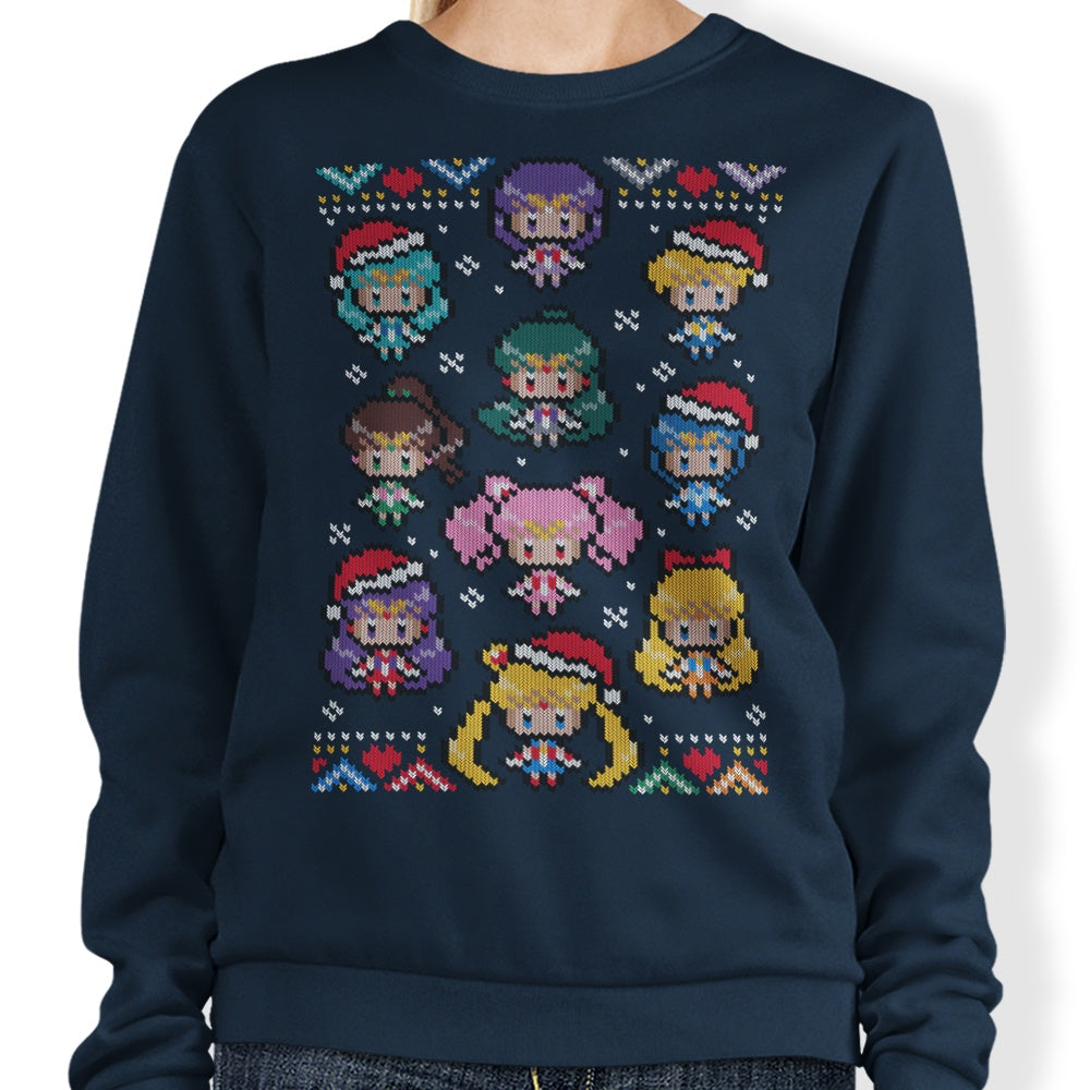 Senshi Family Christmas - Sweatshirt