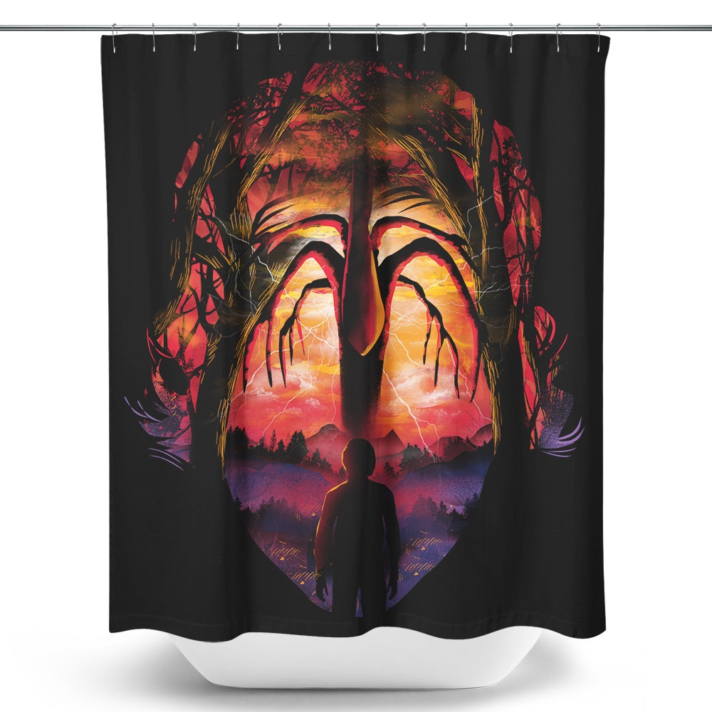 Shadow Master - Shower Curtain
