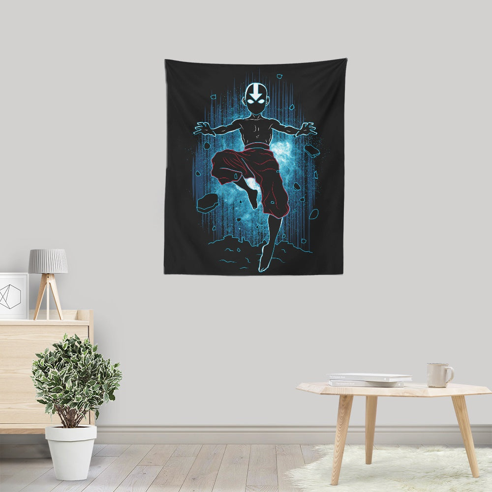 Shadow of Air - Wall Tapestry