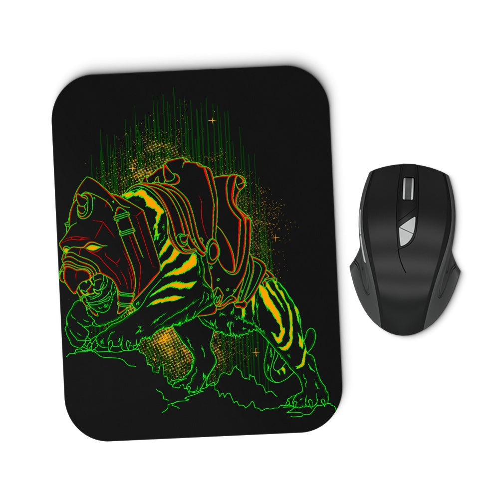 Shadow of Battlecat - Mousepad