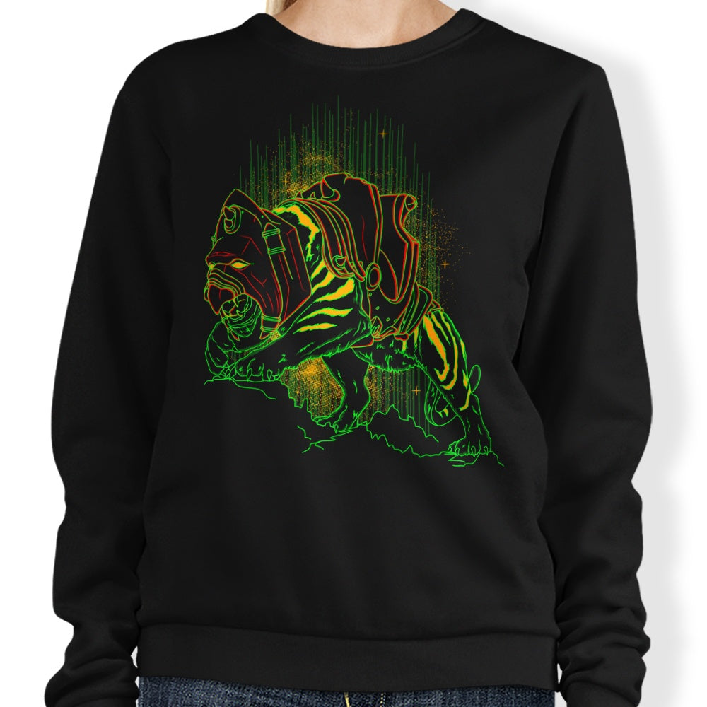 Shadow of Battlecat - Sweatshirt