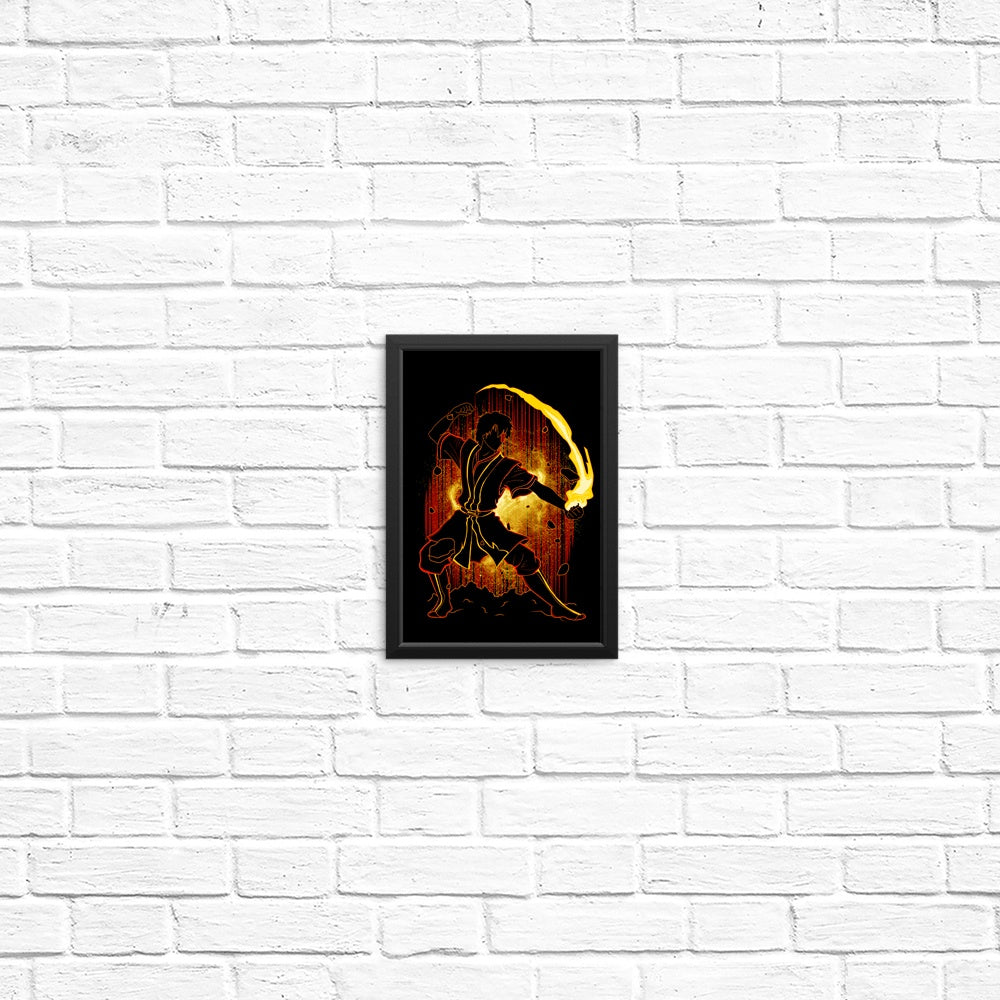 Shadow of Fire - Posters & Prints