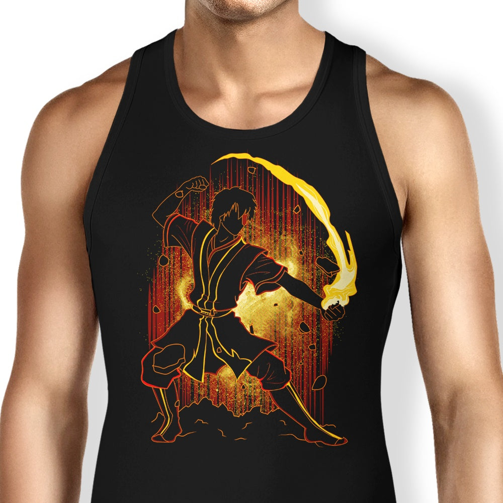 Shadow of Fire - Tank Top