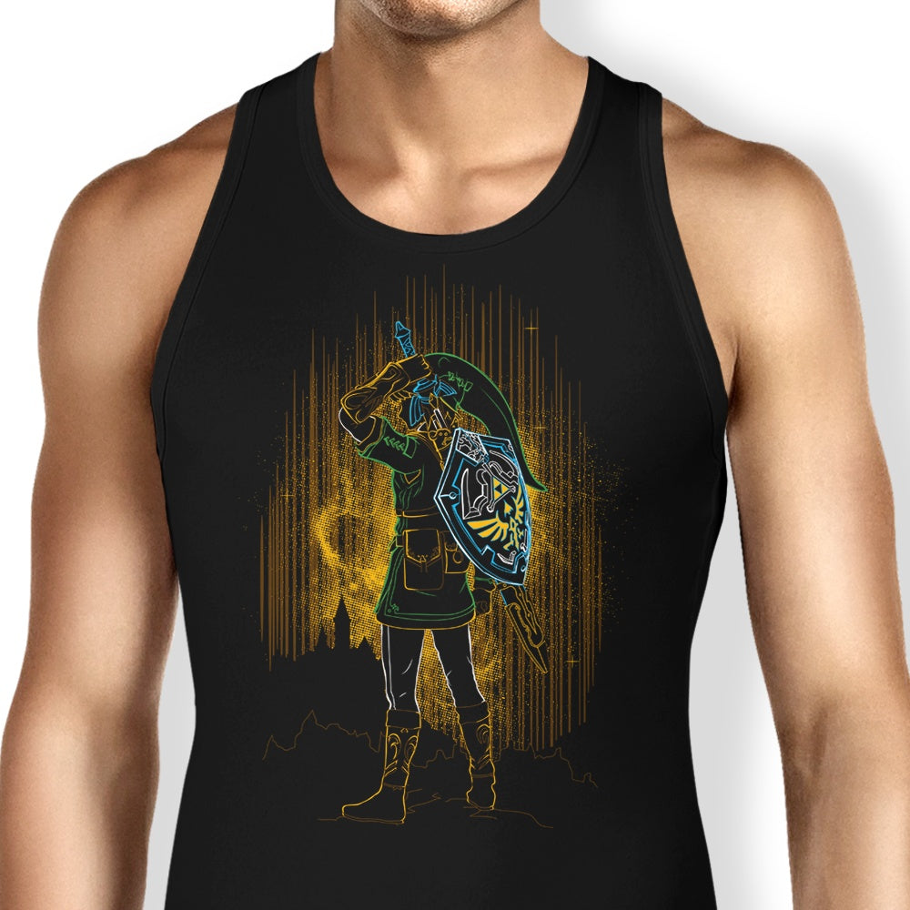 Shadow of the Courage - Tank Top