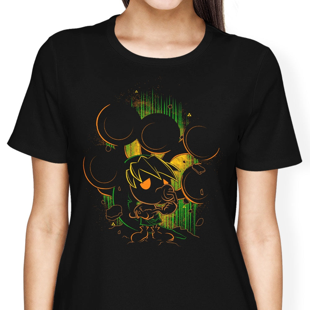Shadow of the Deku - Women's Apparel