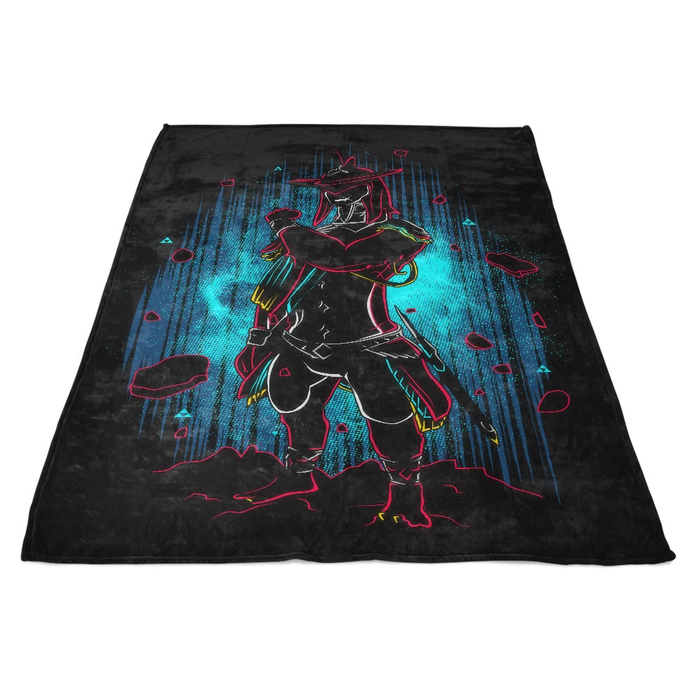 Shadow of the Domain - Fleece Blanket