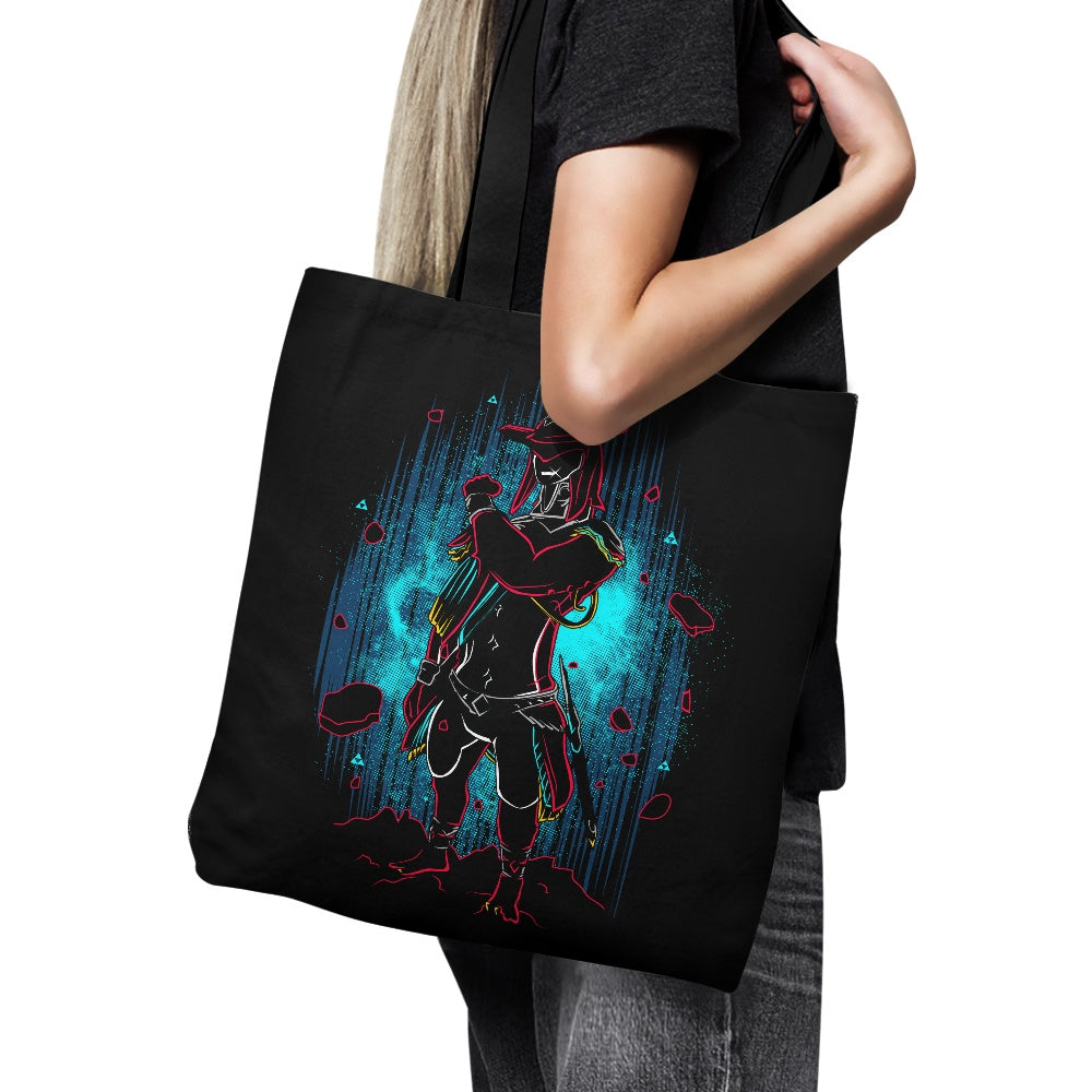 Shadow of the Domain - Tote Bag