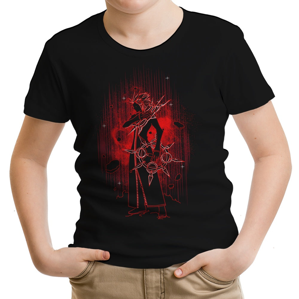 Shadow of the Flames - Youth Apparel