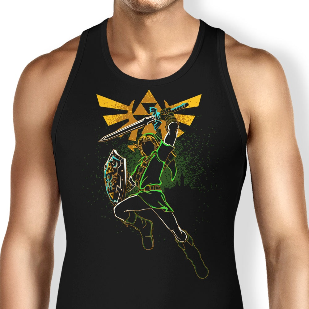 Shadow of the Hero - Tank Top