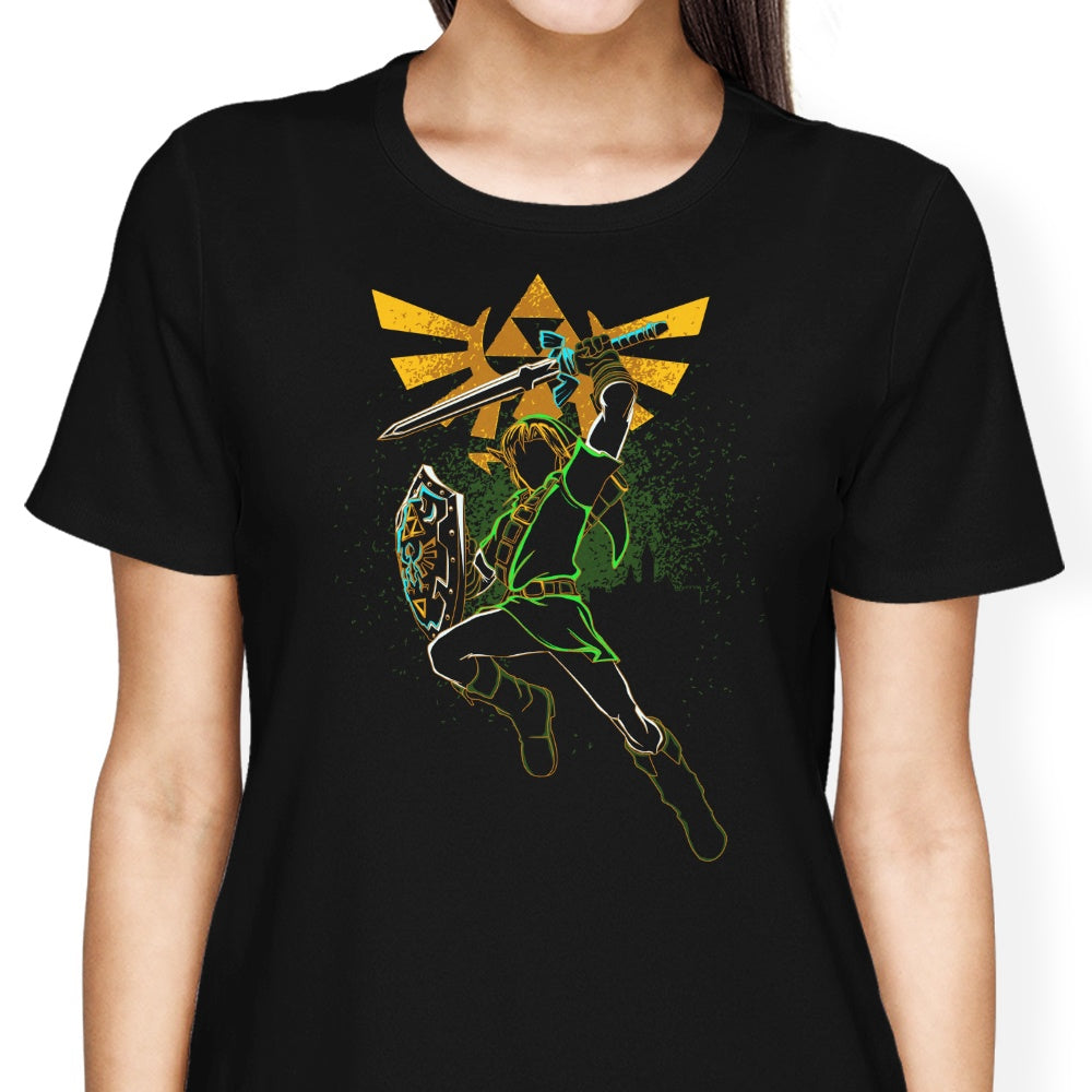 Shadow of the Hero - Women's Apparel