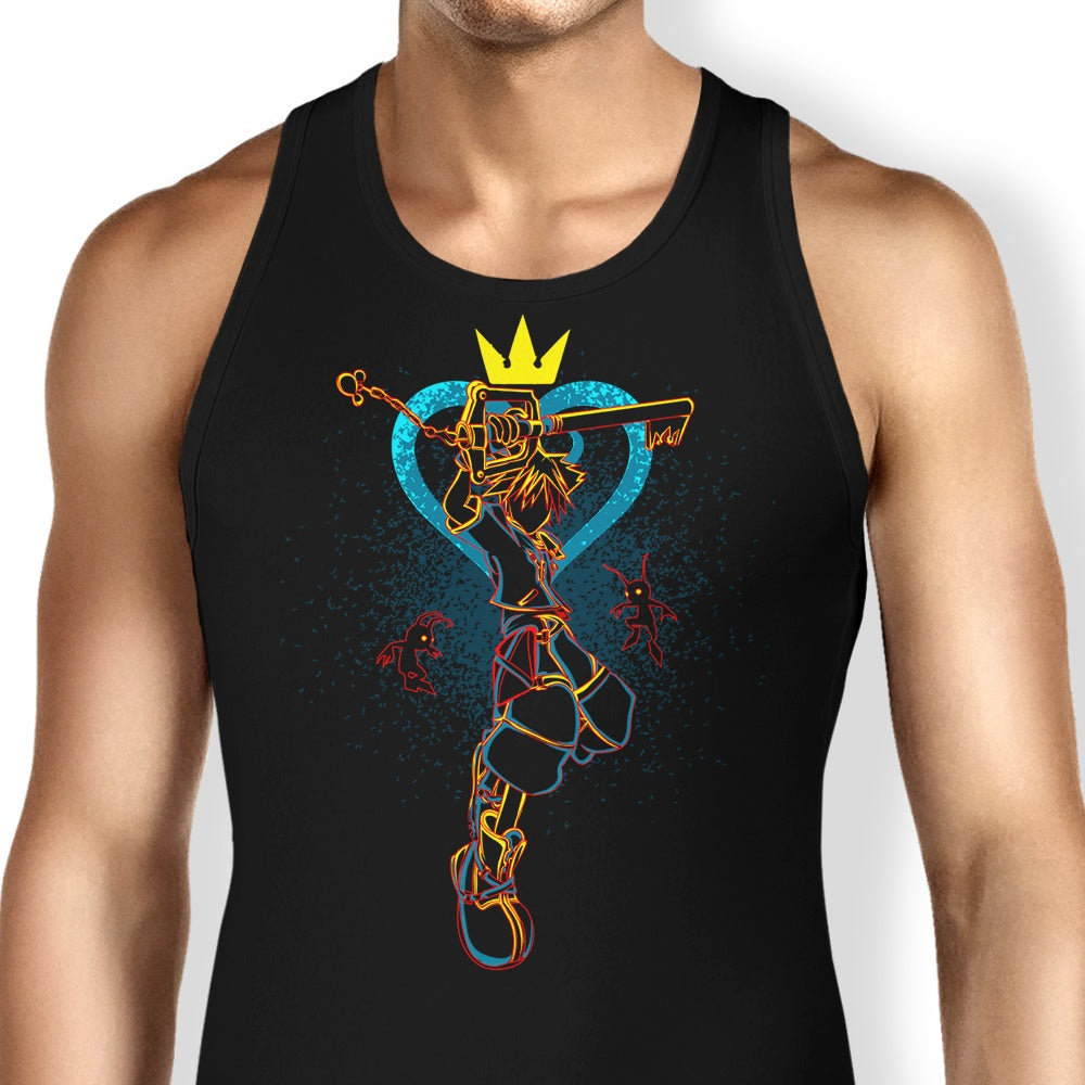 Shadow of the Keyblade - Tank Top
