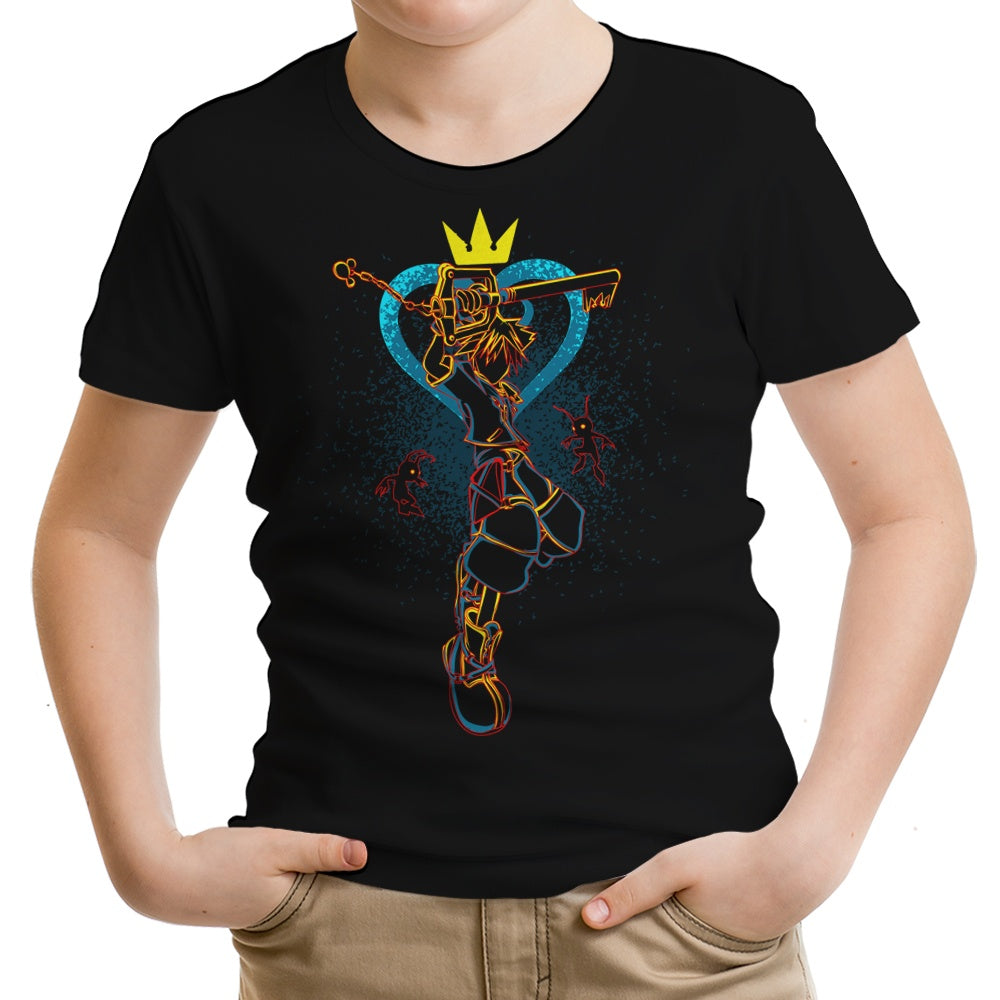 Shadow of the Keyblade - Youth Apparel