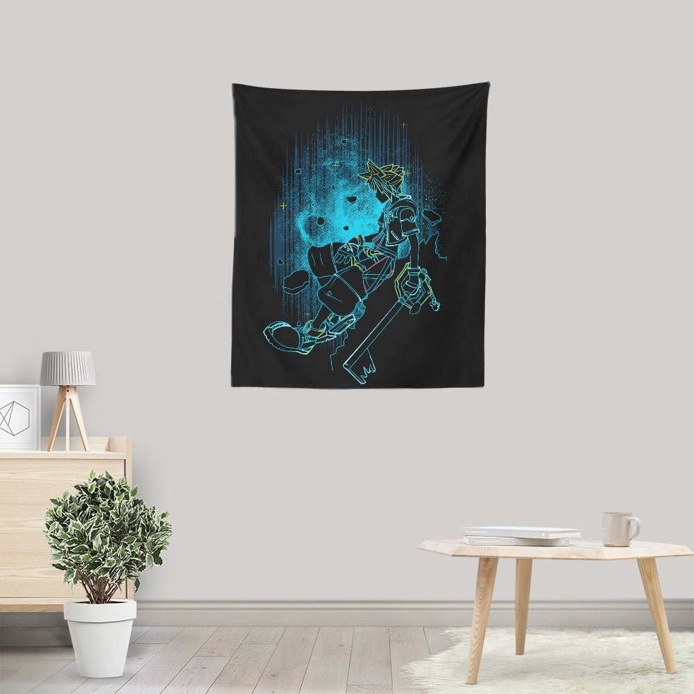 Shadow of the Kingdom - Wall Tapestry
