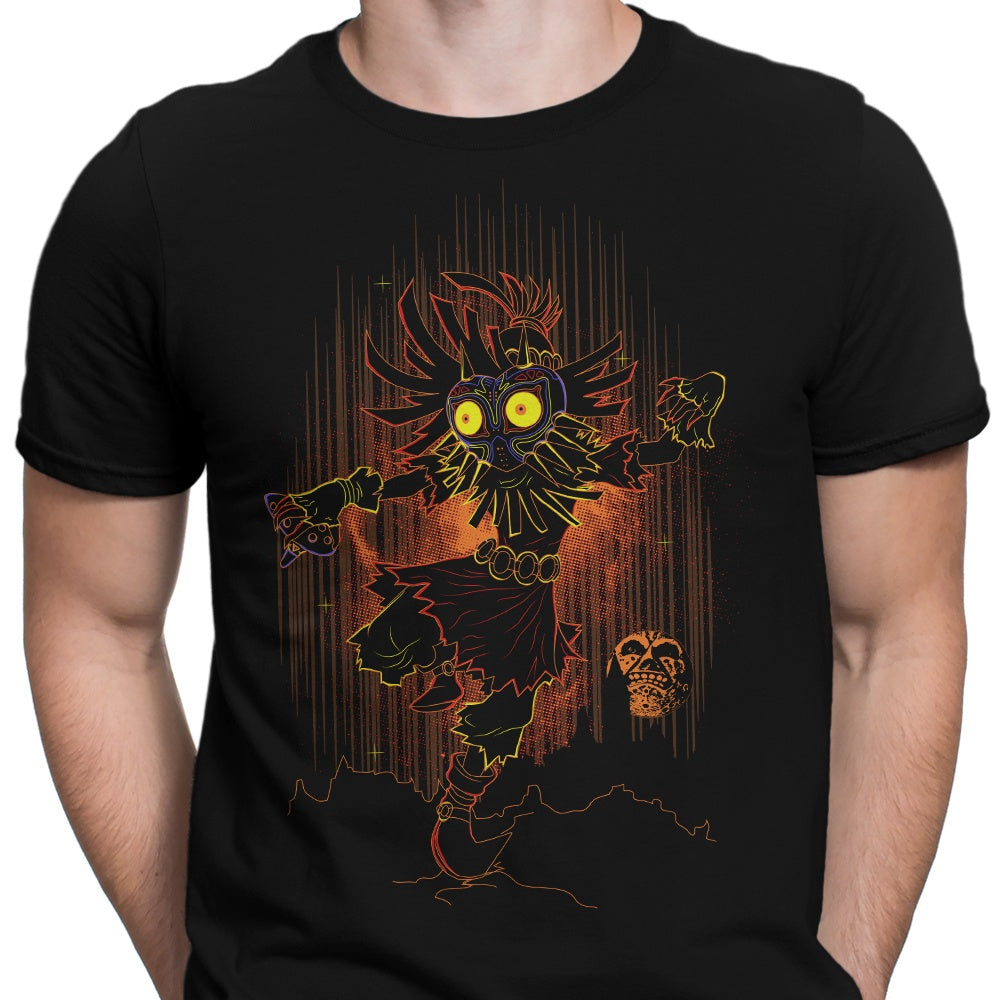 Shadow of the Mask - Men's Apparel