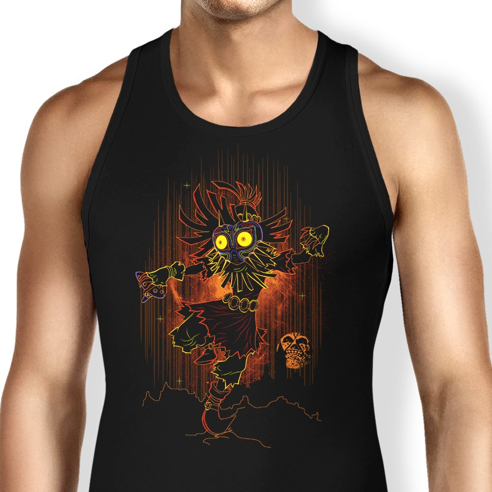 Shadow of the Mask - Tank Top