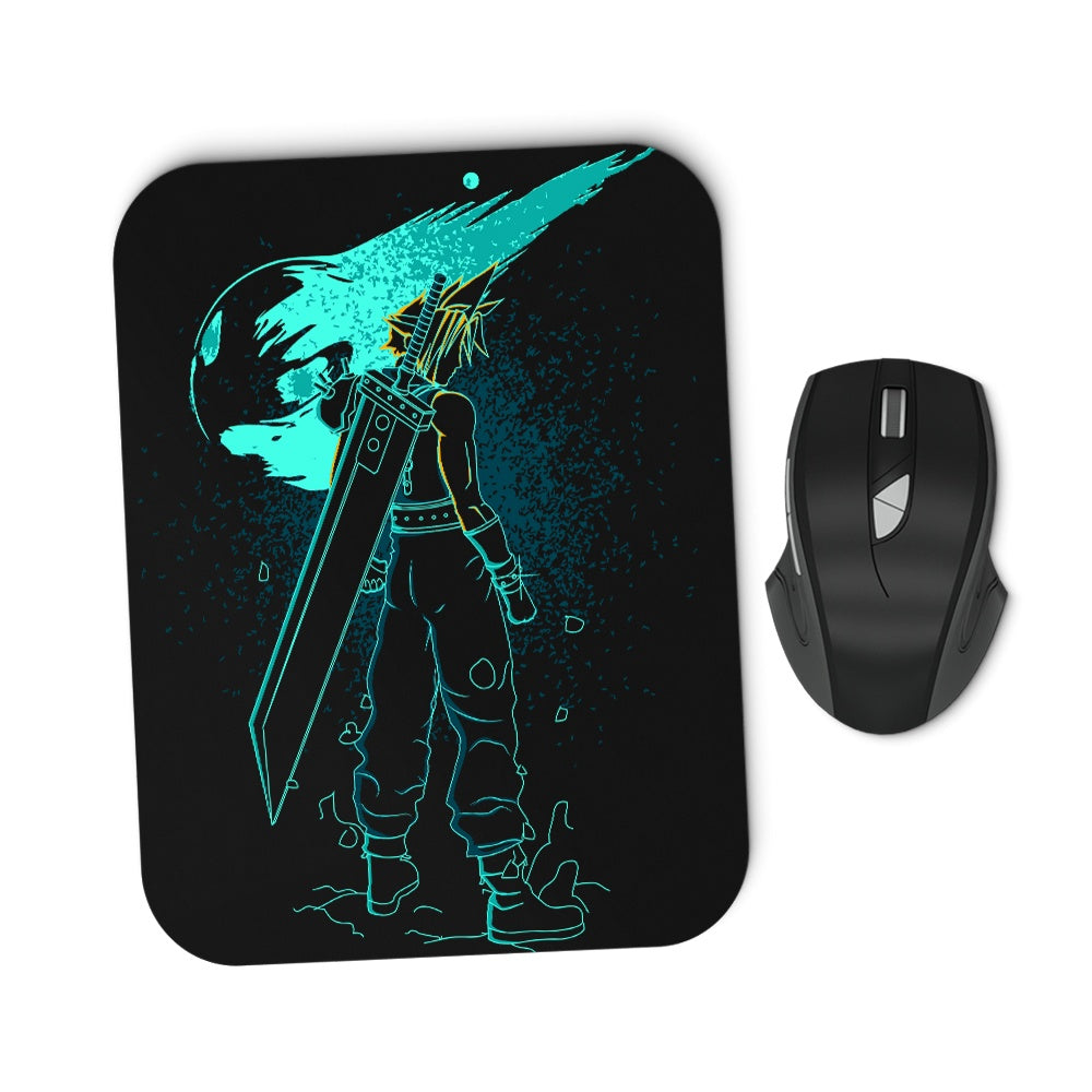 Shadow of the Meteor - Mousepad