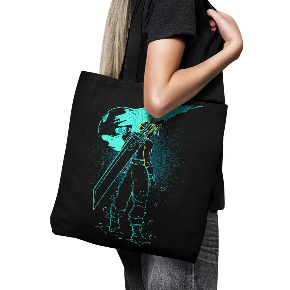 Shadow of the Meteor - Tote Bag