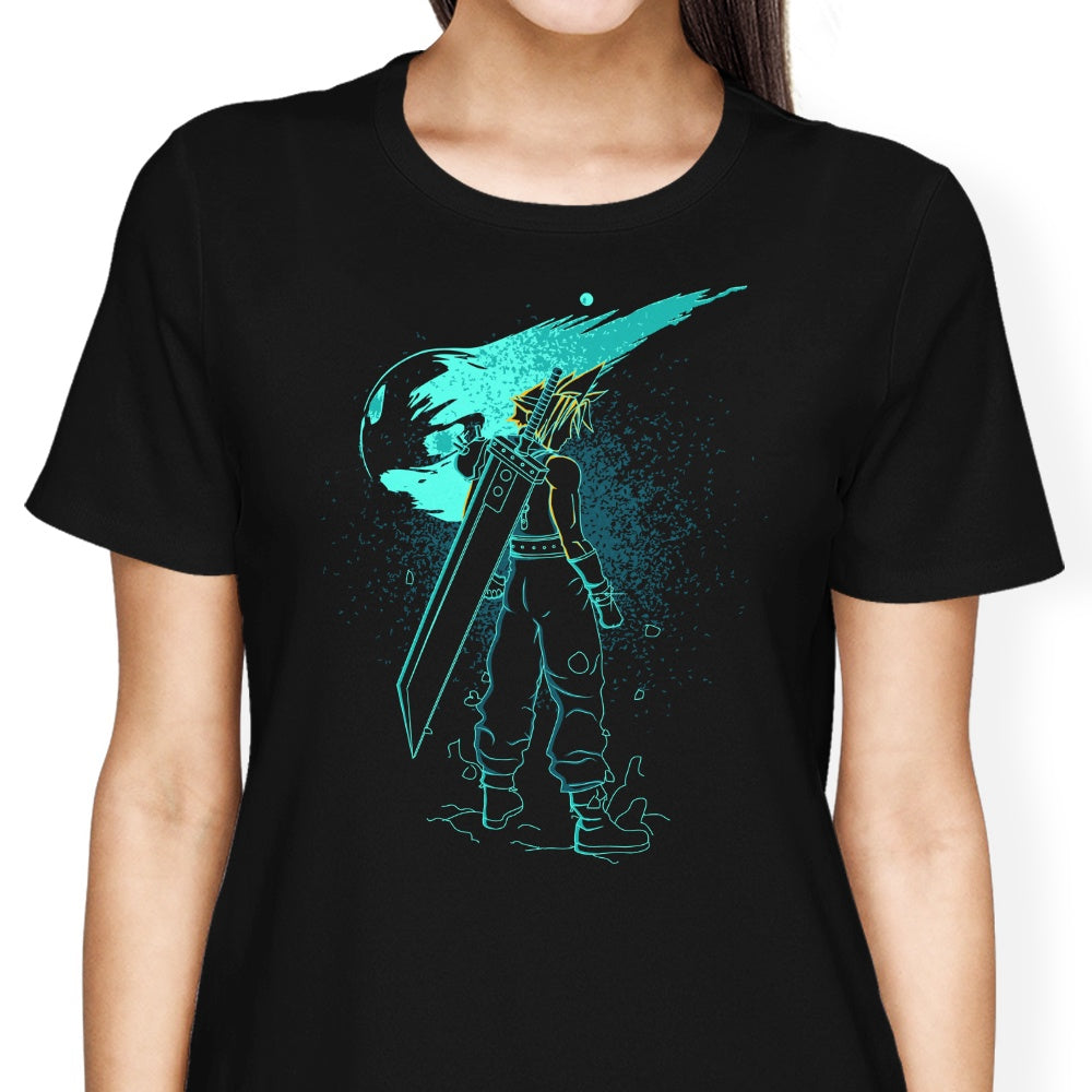 Shadow of the Meteor - Women's Apparel