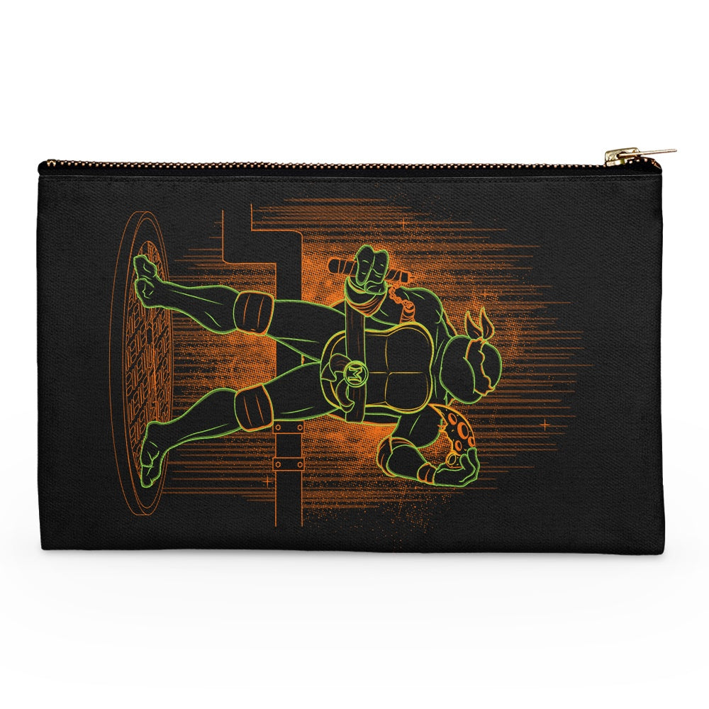 Shadow of the Nunchaku - Accessory Pouch