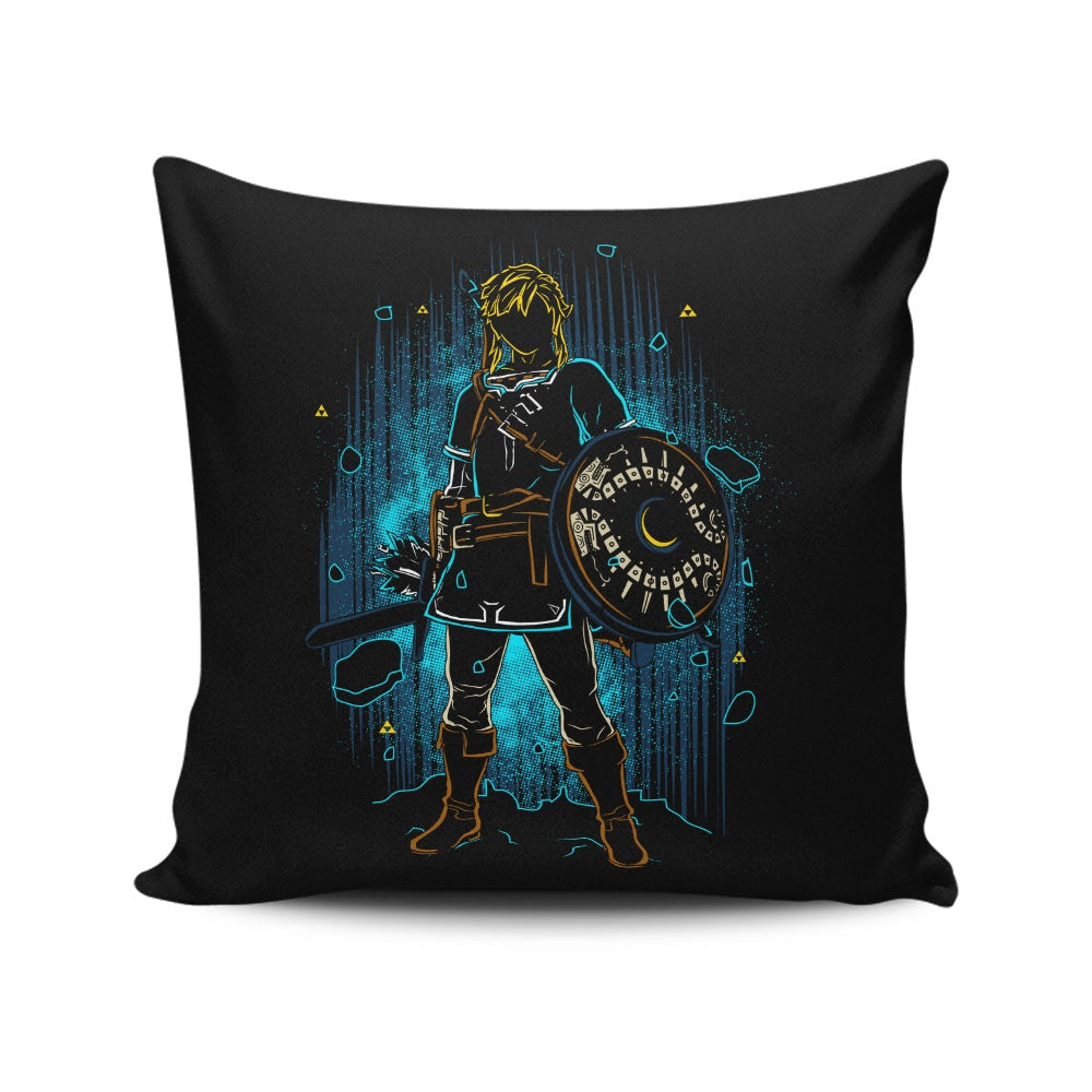 Shadow of the Wild - Throw Pillow