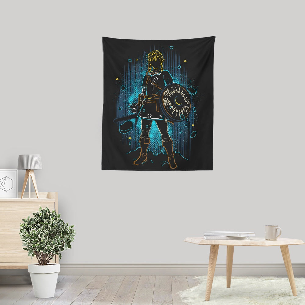 Shadow of the Wild - Wall Tapestry