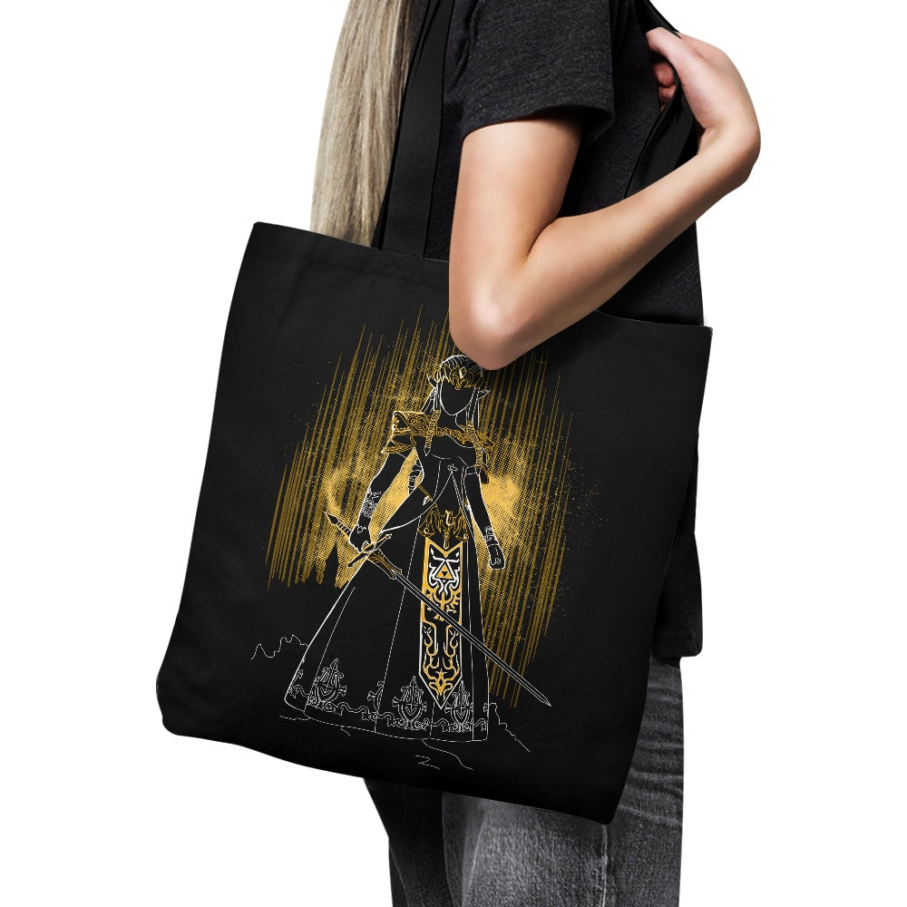 Shadow of the Wisdom - Tote Bag