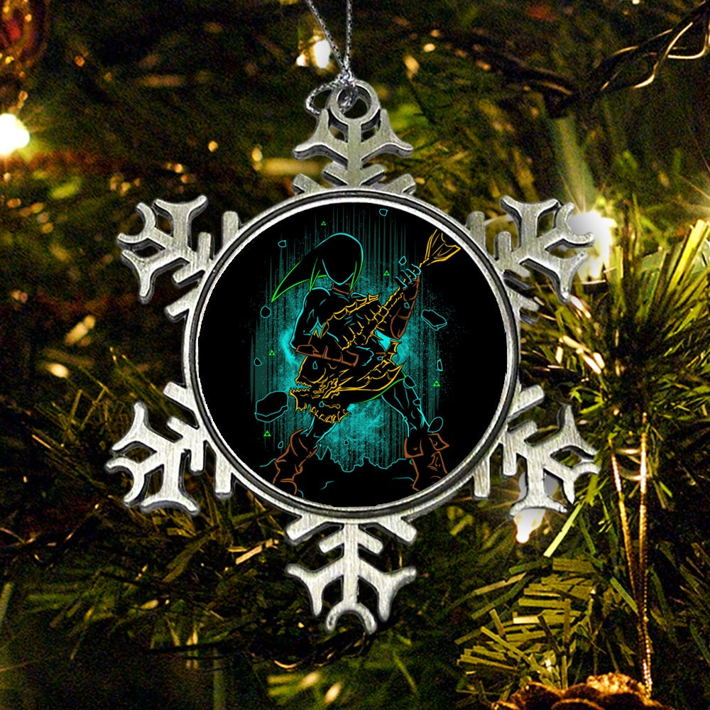 Shadow of the Zora - Ornament