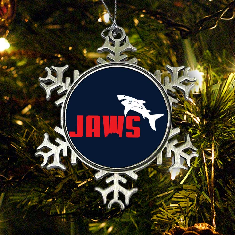 Shark Athletics - Ornament
