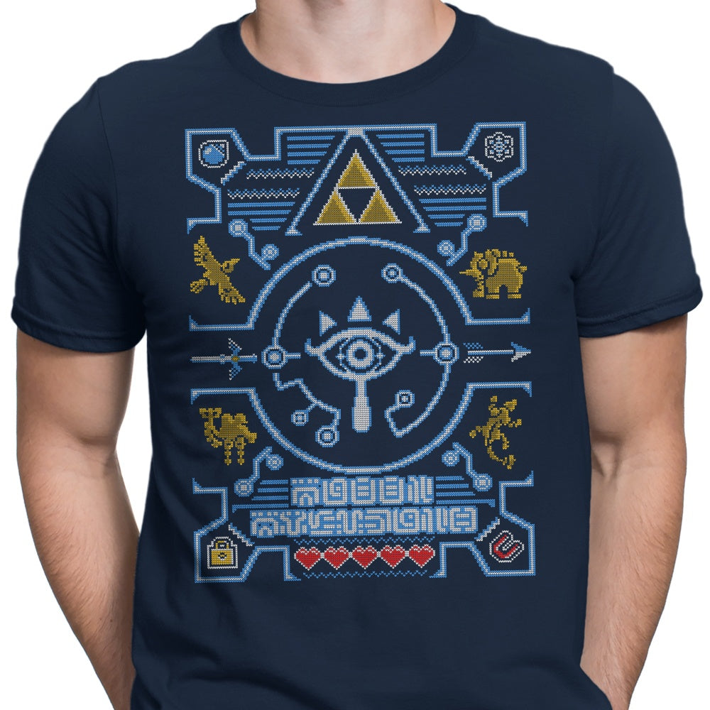 Sheikah Sweater - Men's Apparel