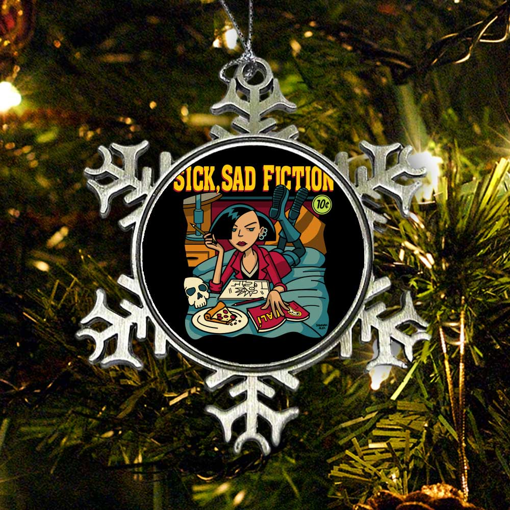 Sick, Sad Fiction - Ornament