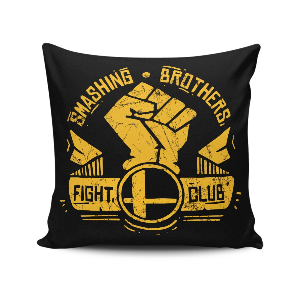 Smashing Brothers - Throw Pillow