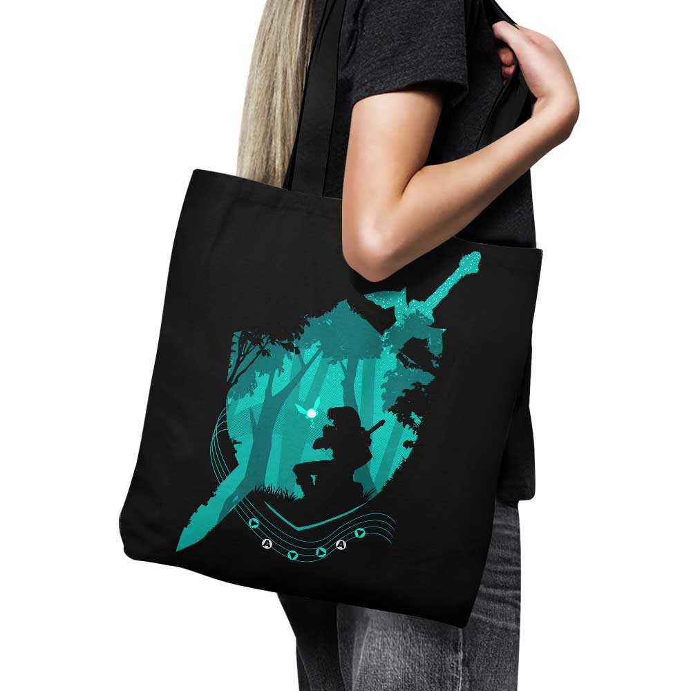 Song of Time - Tote Bag